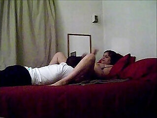 Mexican MILF does my BBC good