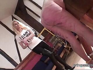 PrincessBrook Extreme caning punishment