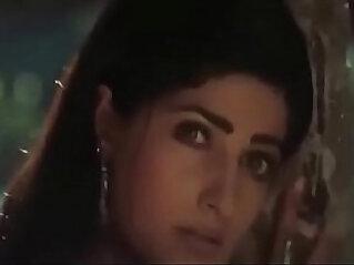 Twinkle Khanna Aamir Khan Hot Song HD Tujhe Rab Ne Mela