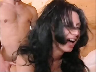 Russian orgy in the country house