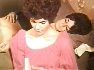 Vintage Lesbian Lesbian Scene