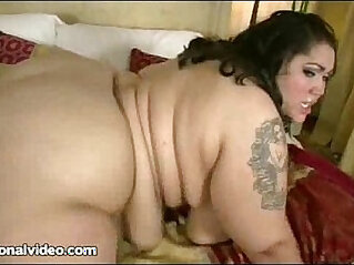 SSBBW Anastasia Vanderbust Fucks On Camera For First Time