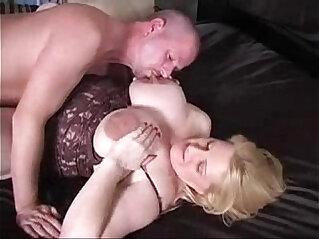 pregnant blonde