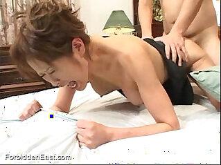 Uncensored Japanese Erotic Fetish Sex Bedroom Play Pt