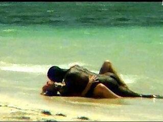 Monika Sweet interracial sex on the beach SOFTCORE