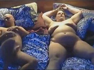 Husband cheats on pregnant wife playing with fuck buddy