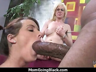 Mommy with BBC