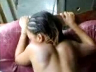 Horny Jamaican Couple Eating, Sucking and Fucking Sextape