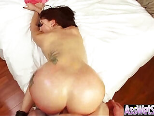Hot Ass Girl Get Her Huge Oiled And Deep Nailed video