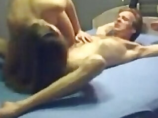 Wife Ties Up Husband In Order To Suck Fuck Him