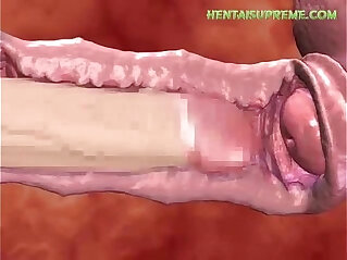 Wet And Tight Hentai Pussy