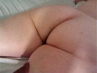 Big White Ass Rub