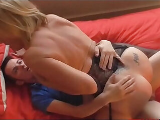 Stepmom Seduces Stepson